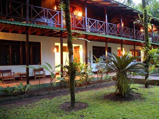 Tortuga Lodge & Gardens - Hotell och Boende i Costa Rica i Centralamerika och Karibien