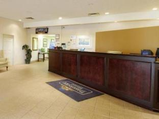 Travelodge Calgary Macleod Trail Hotel Calgary (AB) - Reception