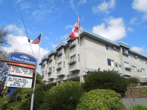 Howard Johnson Victoria Hotel Victoria (BC) - Exterior