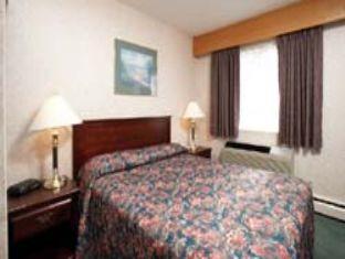 Travelodge Victoria Hotel Victoria (BC) - Guest Room