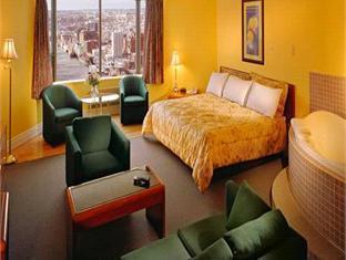 Battery Hotel & Suites St. John's (NL) - Suite Room