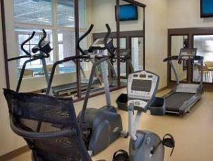 Days And Conference Centre Toronto Don Valley Hotel Toronto - Fitnessruimte