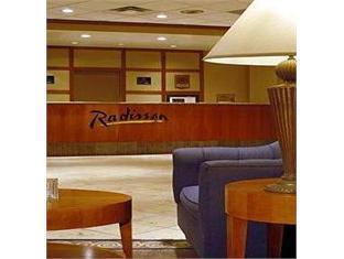 Radisson Toronto East Hotel Toronto (ON) - Khu vực lễ tân