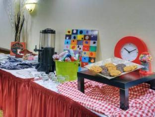 Radisson Toronto East Hotel Toronto (ON) - Quầy buffet