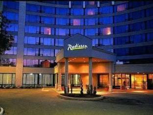 Radisson Toronto East Hotel Toronto (ON) - Ngoại cảnhkhách sạn