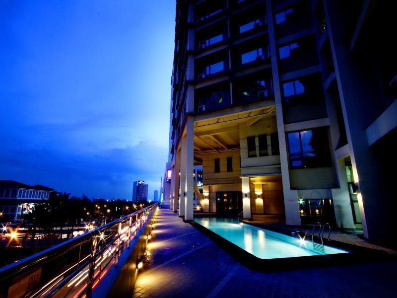 曼達林廣場酒店