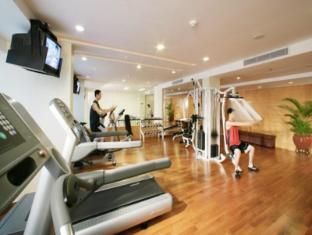 Liuhua Hotel Guangzhou - Fitness Room