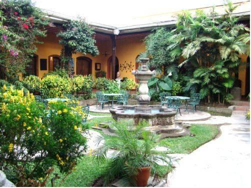 Hotel Casa Antigua - Hotels and Accommodation in Guatemala, Central America And Caribbean