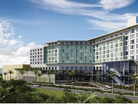 Tryp By Wyndham Panama At Albrook Mall Hotel