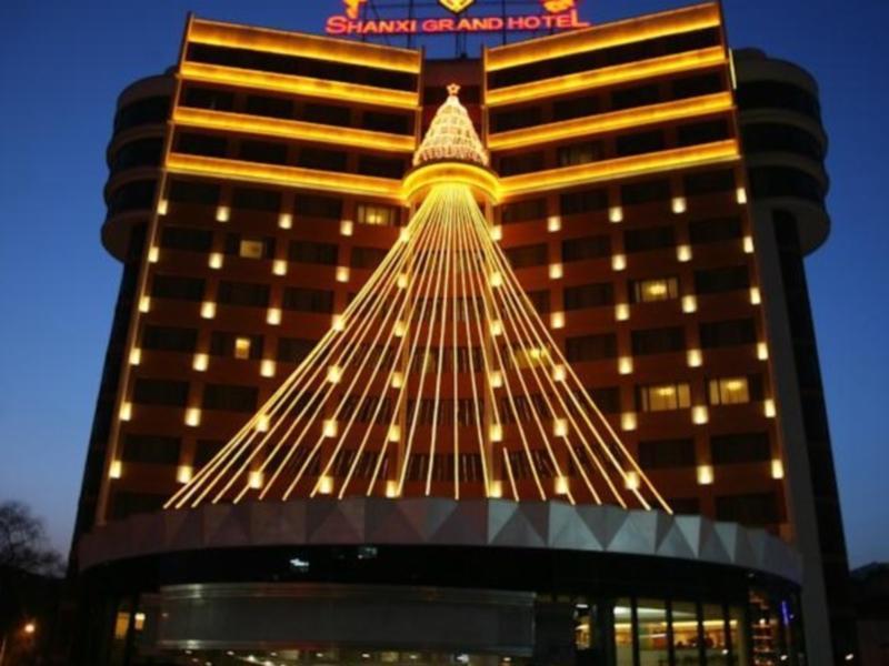 Shanxi Grand Hotel - Taiyuan