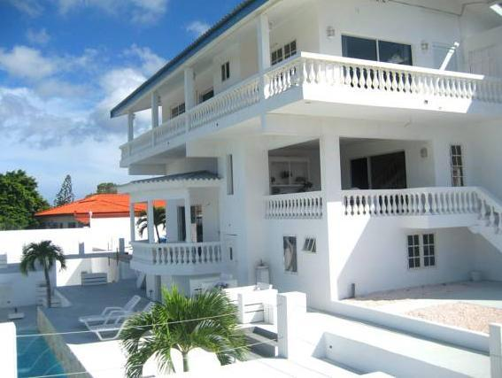 Champartments Resort - Villa & Appartementen Cristal - Hotels and Accommodation in Netherlands Antilles, Central America And Caribbean