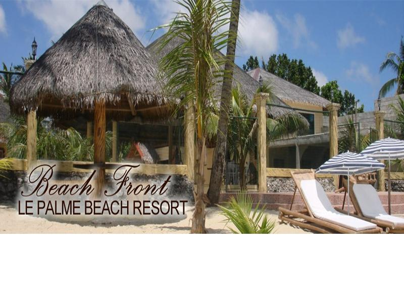 le palme beach resort pandan antique philippines great discounted rates. Black Bedroom Furniture Sets. Home Design Ideas