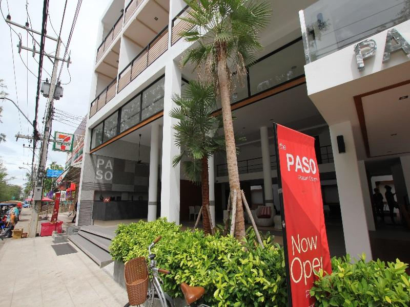 Paso Resort Cha Am - Hotels and Accommodation in Thailand, Asia