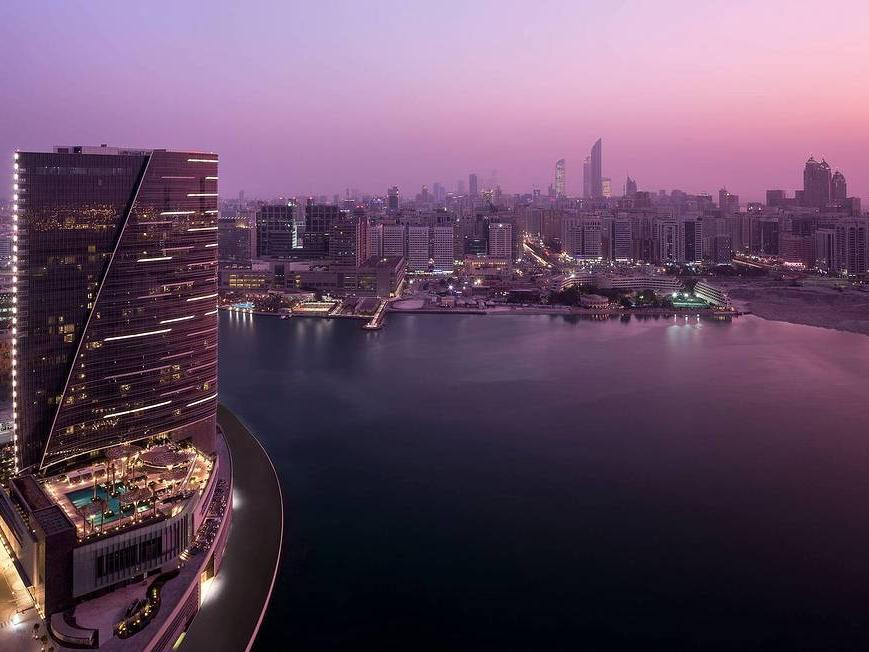 Rosewood Hotel Abu Dhabi - Hotels and Accommodation in United Arab Emirates, Middle East