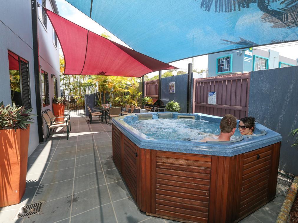 Xenia Central Studio Accommodation - Hotell och Boende i Australien , Gladstone