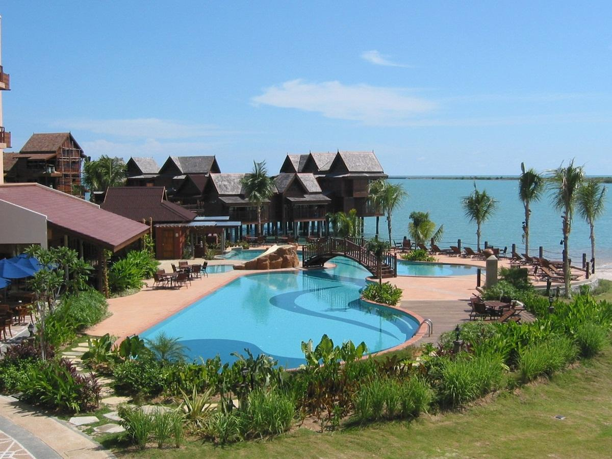 Langkawi Lagoon Resort - Hotels and Accommodation in Malaysia, Asia