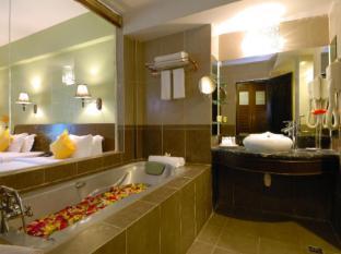 Beringgis Beach Resort & Spa Kota Kinabalu - Kylpyhuone