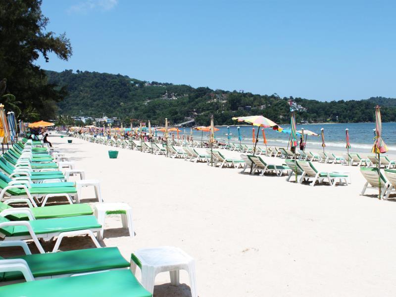 Hotell Grottino Beach Inn i Patong, Phuket. Klicka för att läsa mer och skicka bokningsförfrågan