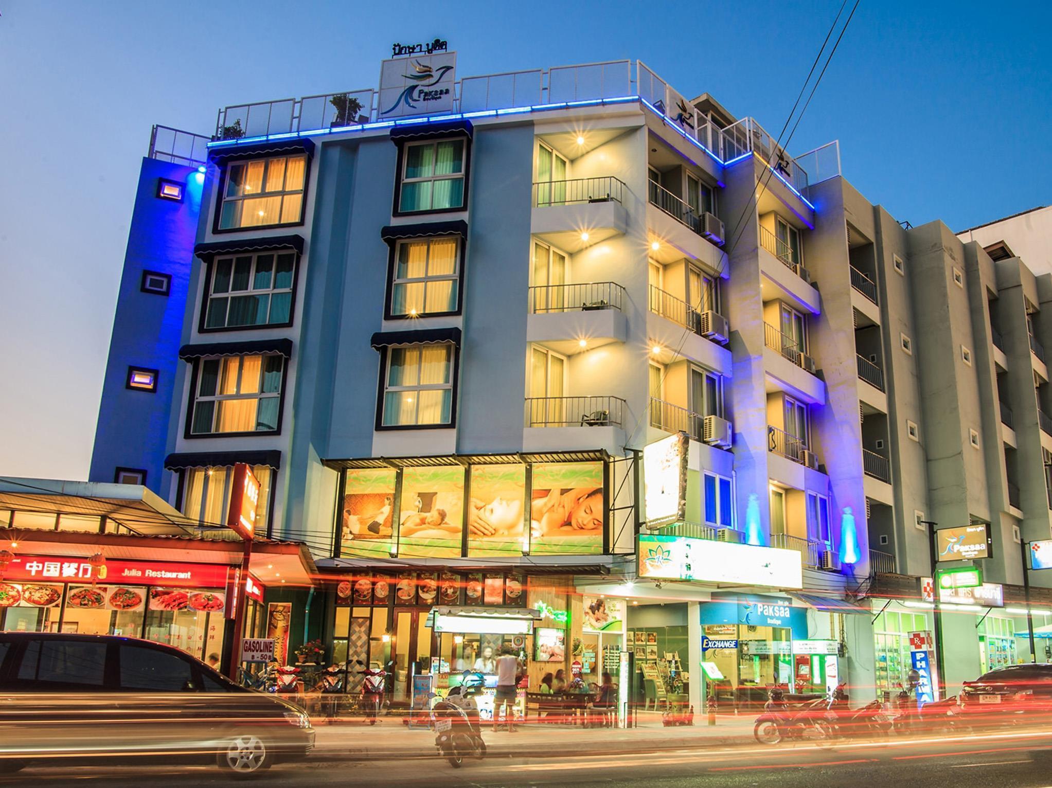 Hotell Paksaa Boutique Hotel i Patong, Phuket. Klicka för att läsa mer och skicka bokningsförfrågan