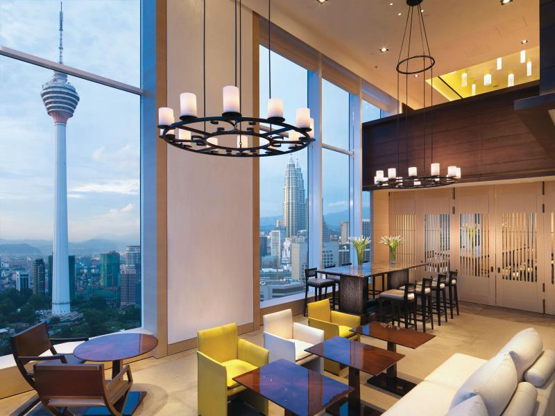 Lanson Place Bukit Ceylon Serviced Residences - Hotels and Accommodation in Malaysia, Asia