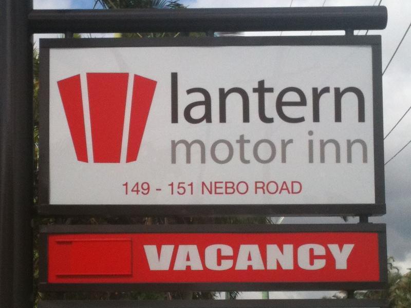 Lantern Motor Inn - Hotell och Boende i Australien , Mackay