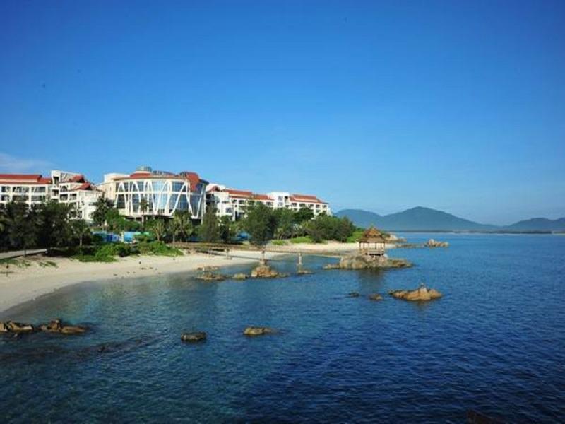 Wuzhizhou Coral Hotel - Sanya
