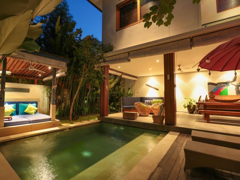 Pulau Villas Bali