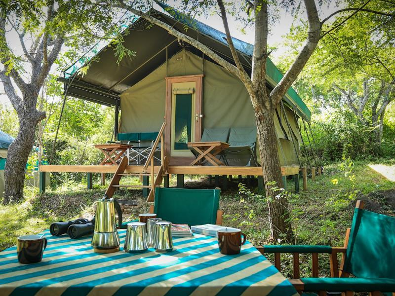 Kulu Safaris Mobile Tented Camping - Hotels and Accommodation in Sri Lanka, Asia