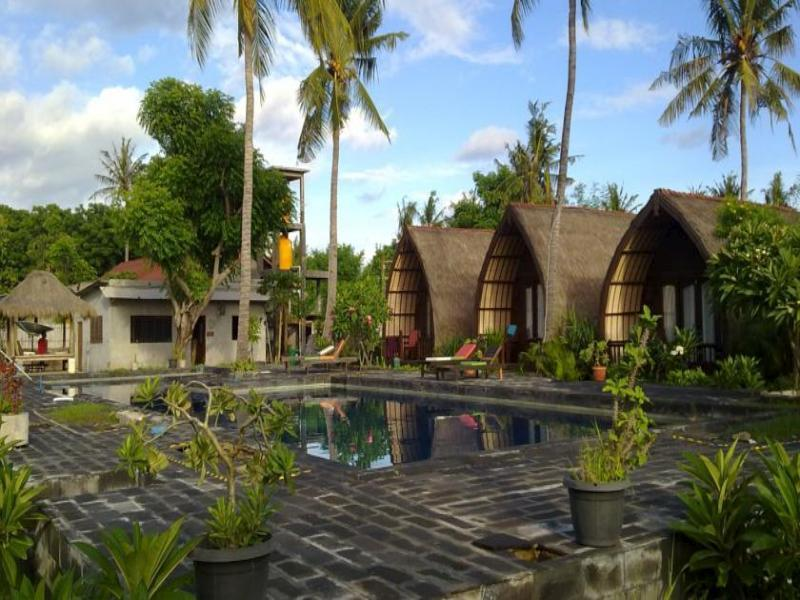 Lumbung Cottage II - Hotels and Accommodation in Indonesia, Asia