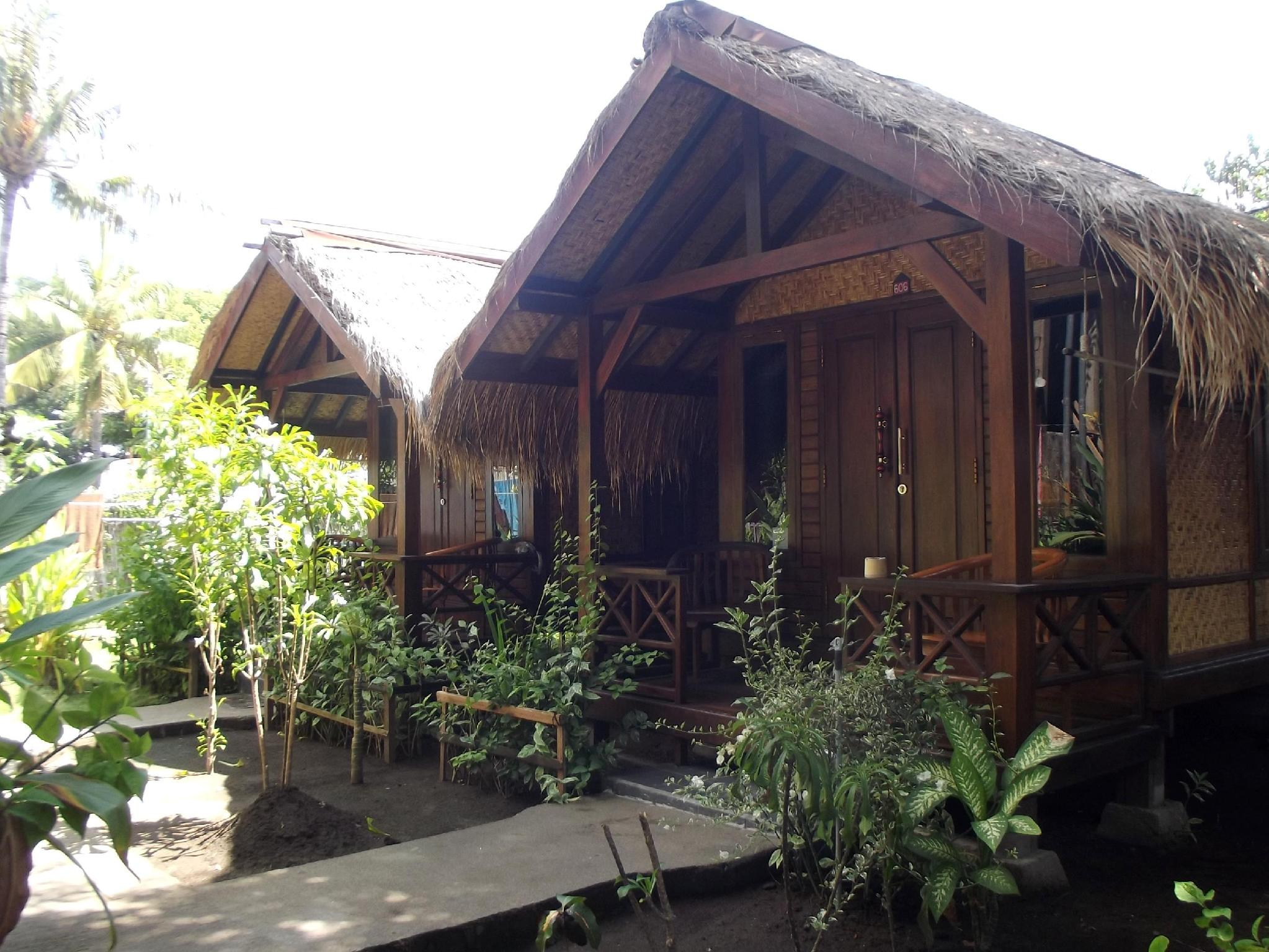 Flush Bungalow - Hotels and Accommodation in Indonesia, Asia