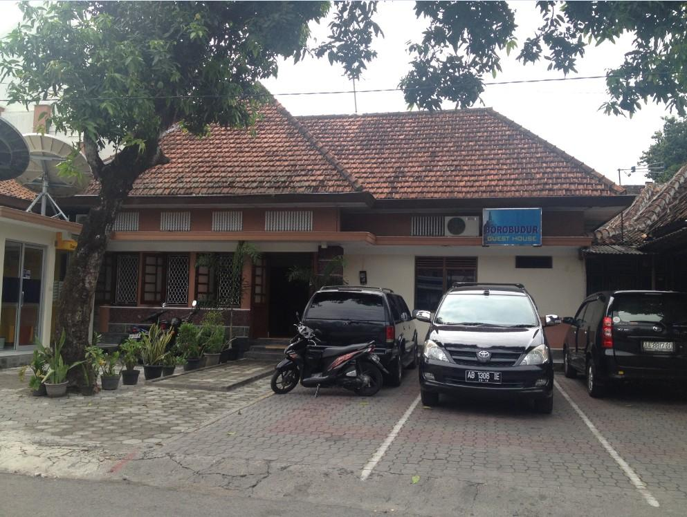 Borobudur Guest House - Hotels and Accommodation in Indonesia, Asia