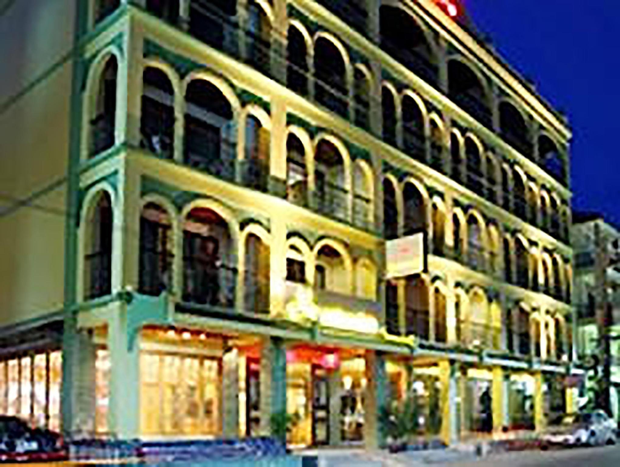 Hotell Merrison Inn Hotel i Patong, Phuket. Klicka för att läsa mer och skicka bokningsförfrågan