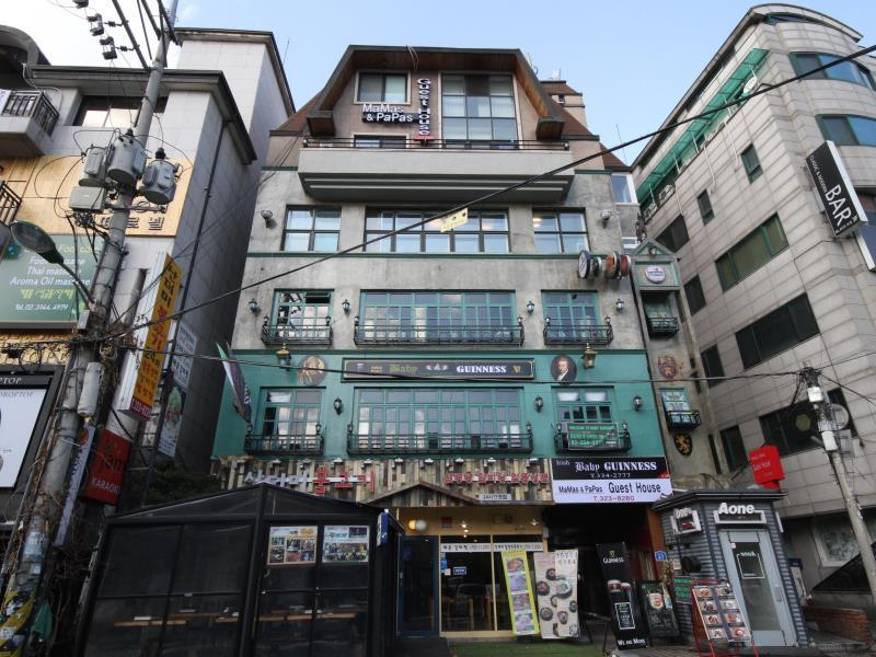 Mamas & Papas Hongdae Guesthouse - Hotels and Accommodation in South Korea, Asia