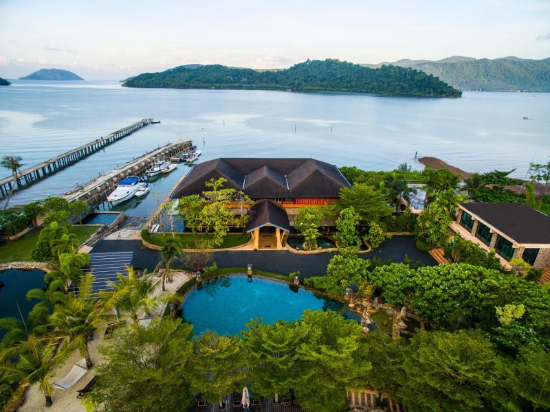 Hotell Parama Koh Chang Resort by Epikurean Lifestyle i Koh_Chang_Tai, Koh Chang. Klicka för att läsa mer och skicka bokningsförfrågan