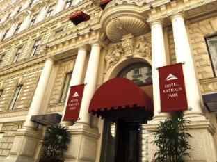 Austria Trend Hotel Rathauspark Wien Dunaj - zunanjost hotela