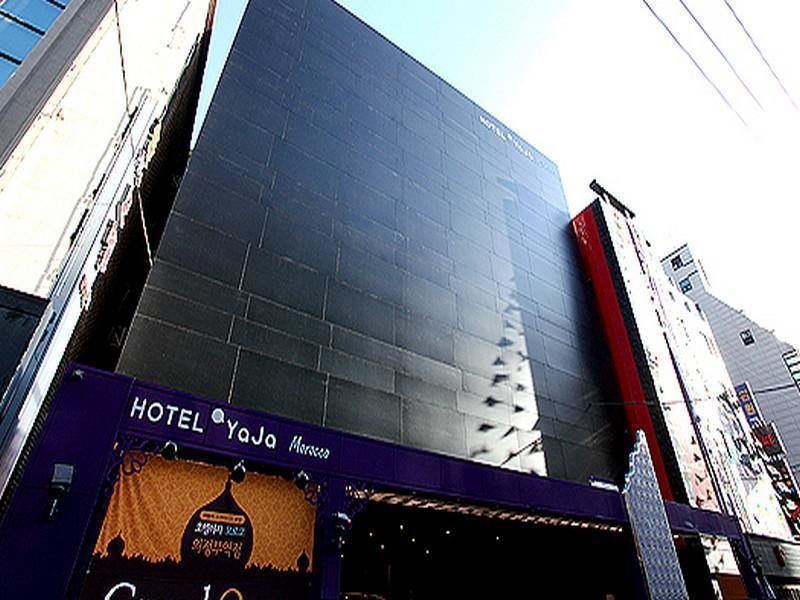 โรงแรม ยาจา อูจีองบู สเตชั่น  (Hotel Yaja Uijeongbu Station)