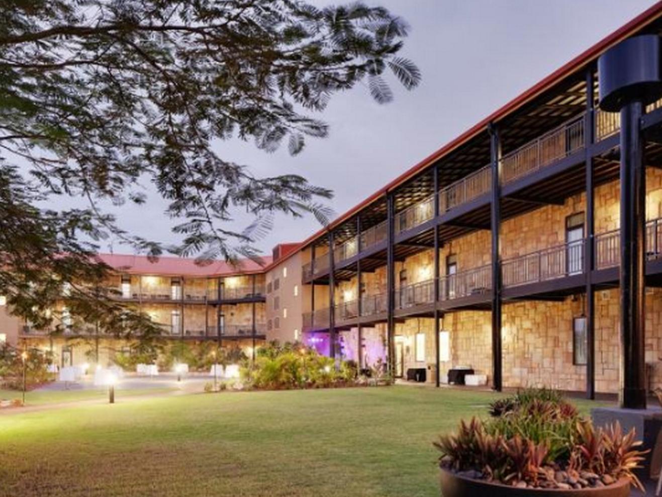 The Esplanade Hotel Port Hedland - Hotell och Boende i Australien , Port Hedland