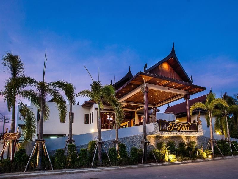 T-Villa Resort - Hotels and Accommodation in Thailand, Asia