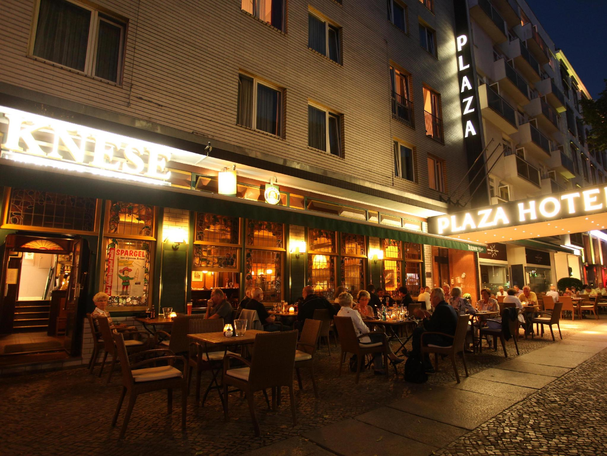 Berlin Plaza Hotel am Kurfurstendamm Berlino
