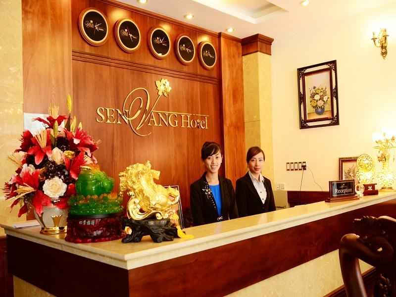 Sen Vang Dalat Hotel - Hotels and Accommodation in Vietnam, Asia
