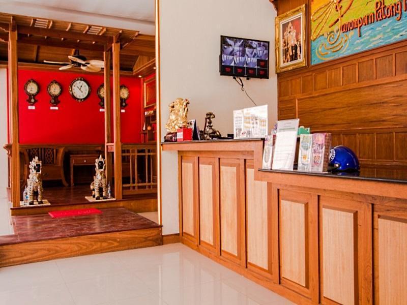 Hotell Panomporn Patong Place i Patong, Phuket. Klicka för att läsa mer och skicka bokningsförfrågan