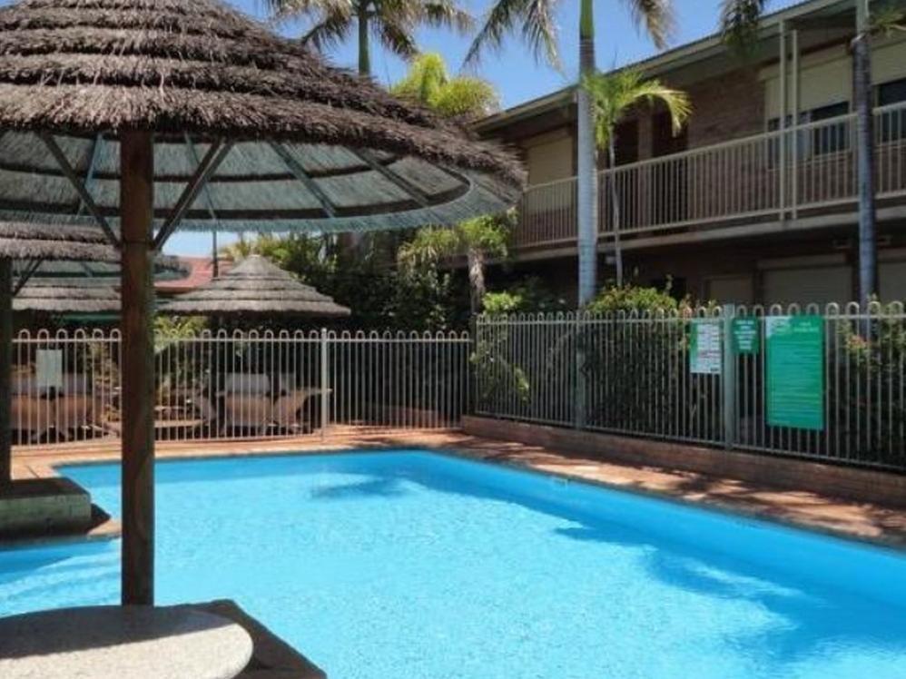 The Lodge Motel - Hotell och Boende i Australien , Port Hedland