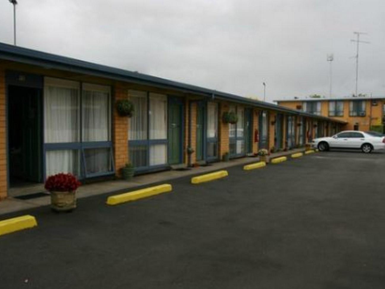 Mid City Motel - Hotell och Boende i Australien , Mount Gambier