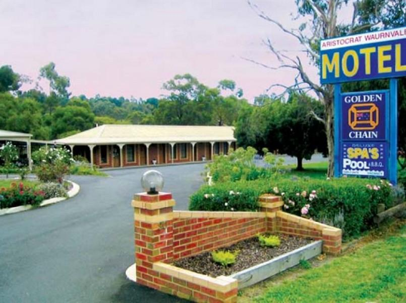 Aristocrat Waurnvale Motel - Hotell och Boende i Australien , Geelong