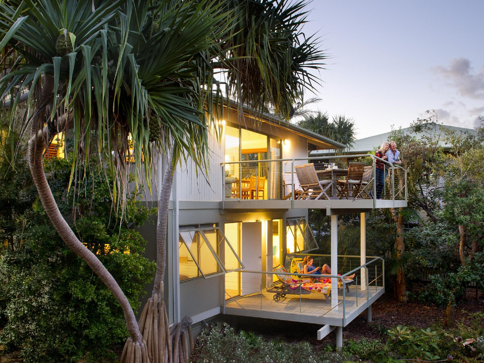The Retreat Beach Houses Peregian Beach - Hotell och Boende i Australien , Sunshine Coast