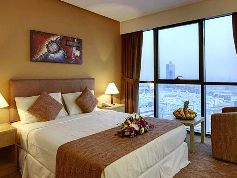 Gulf Rose Hotel - Hotels and Accommodation in Kuwait, Middle East