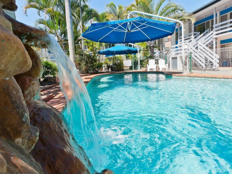 Hotell Silver Sands Apartments