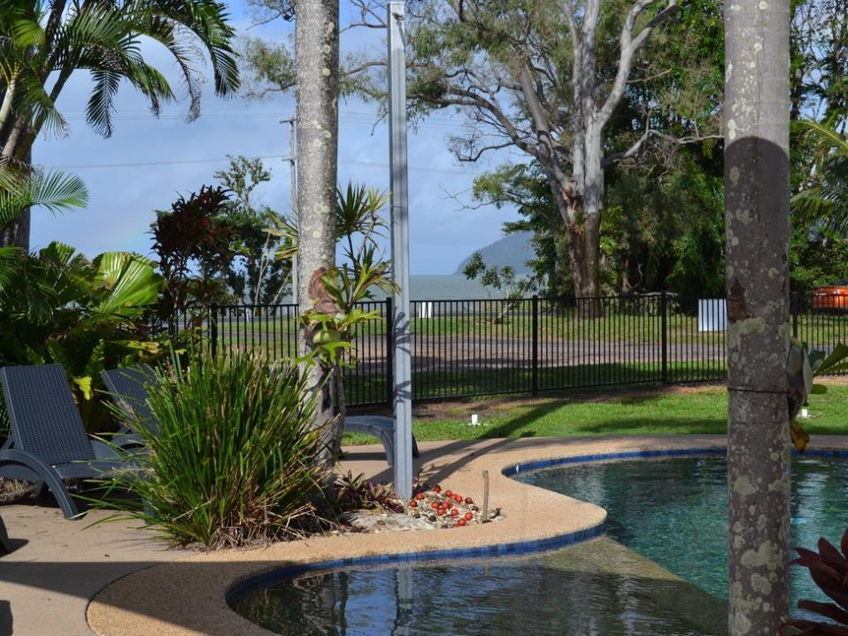 Dunk Island View Caravan Park - Hotell och Boende i Australien , Mission Beach
