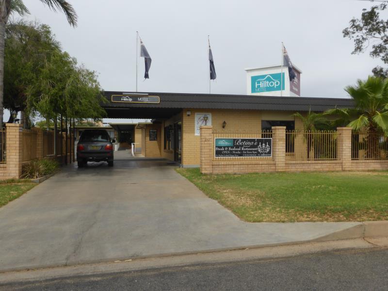 Hilltop Motel - Hotell och Boende i Australien , Broken Hill