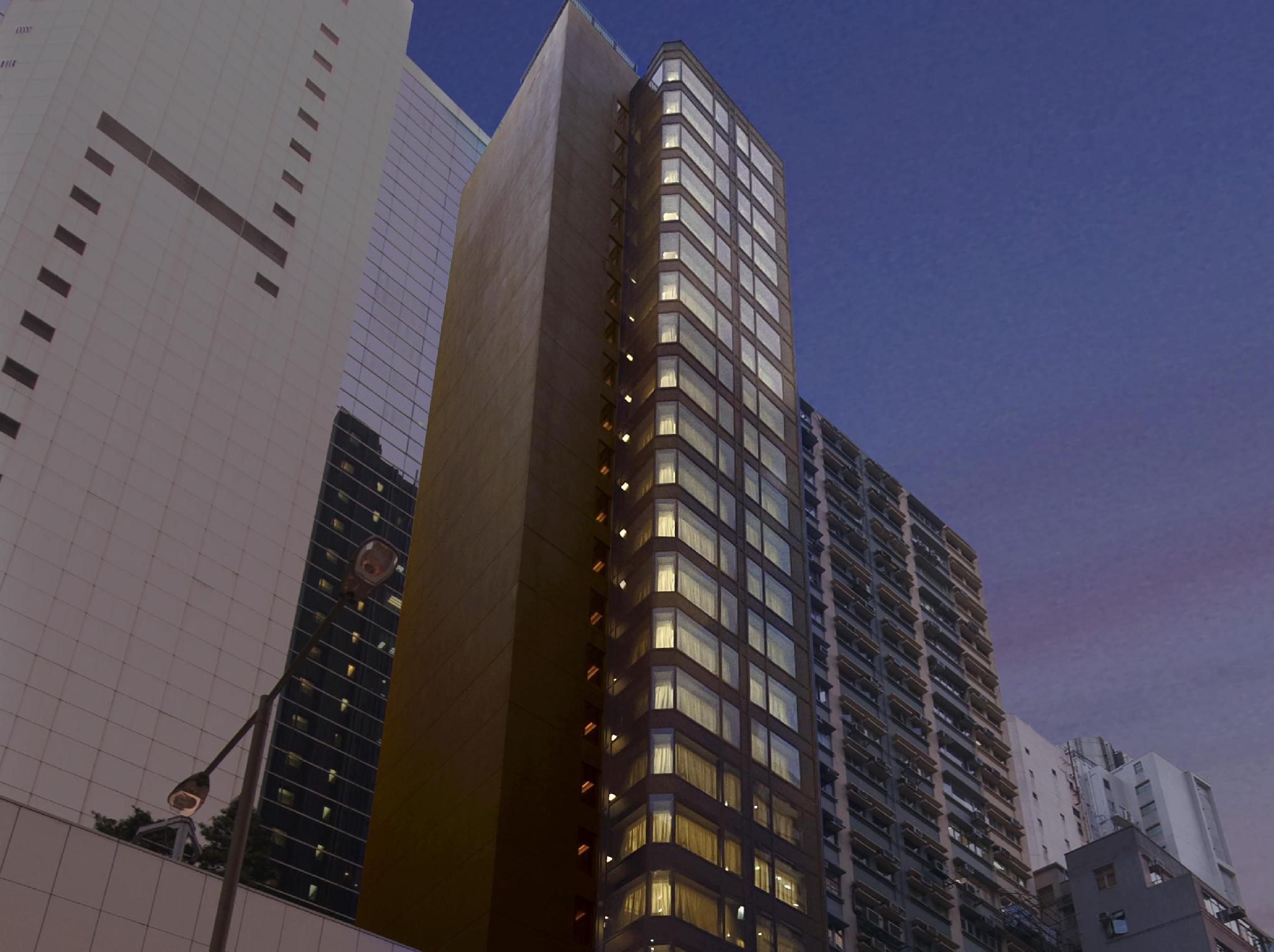 โรงแรมไบร์ทตั้น ฮ่อง กง Brighton Hotel Hong Kong